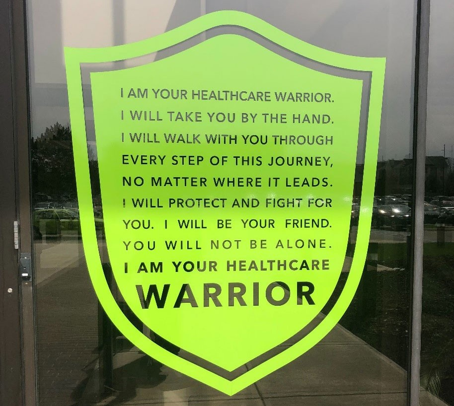 Healthcare Warrior