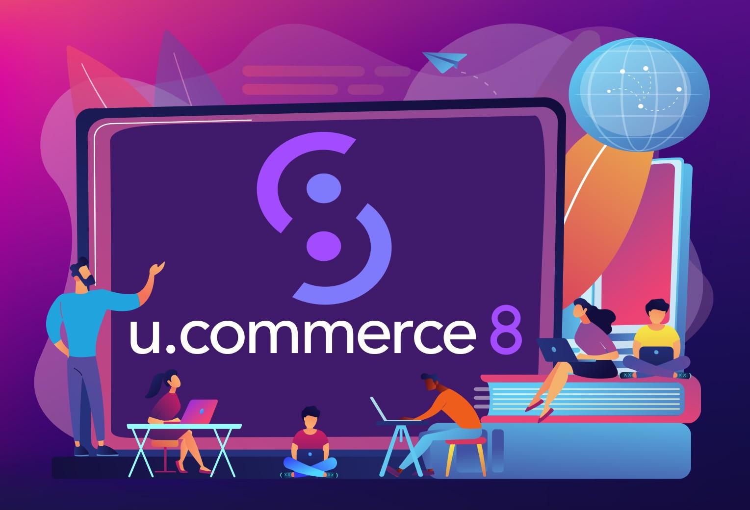 u.commerce 8