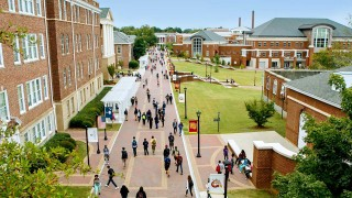 Winthrop university recruitment cloud