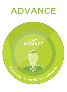 CRM Advance logo