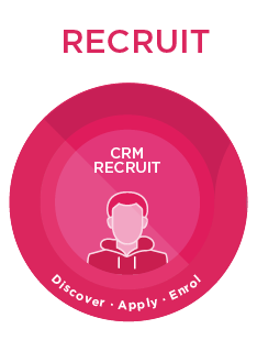 CRM Recruit logo