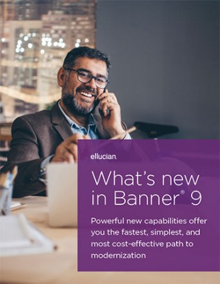 What's new in Banner 9