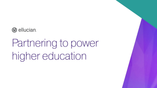 Partnering to power higher education