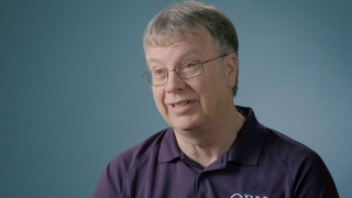 Larry Moss, Senior Programmer Analyst, Oral Roberts University