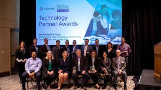 Ellucian Technology Partner Awards