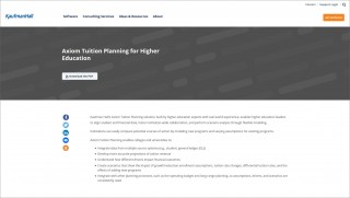 Axiom - Tuition planning for higher education