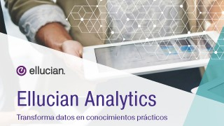 Ellucian Analytics