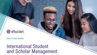 International Student and Scholar Management