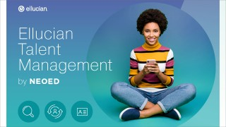 Ellucian Talent Management by NEOED